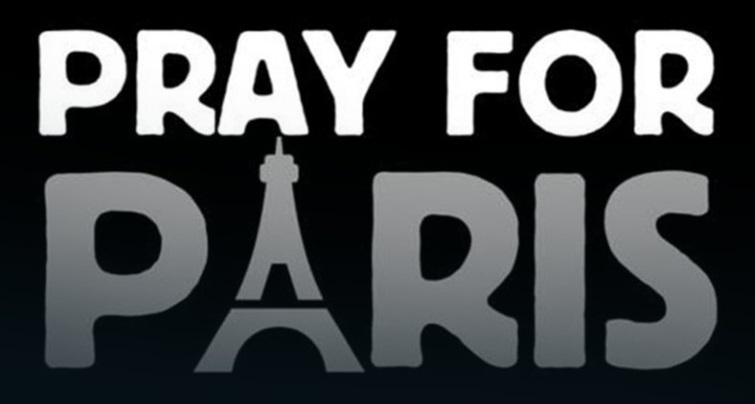 Молимся за Париж