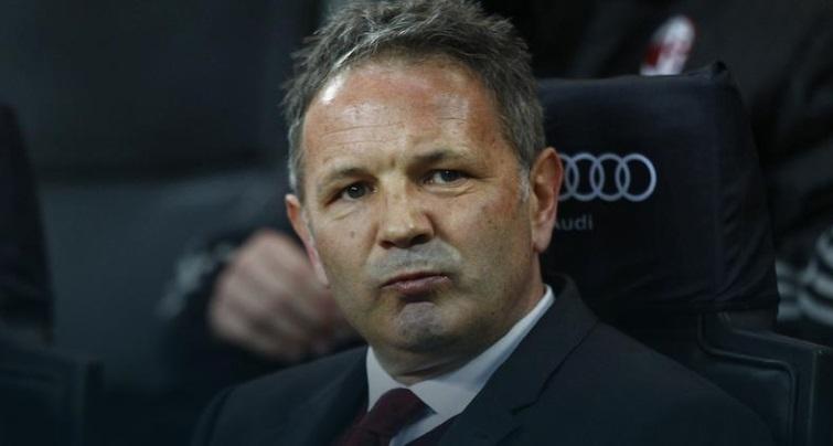 Михайлович - бывший тренер Милана