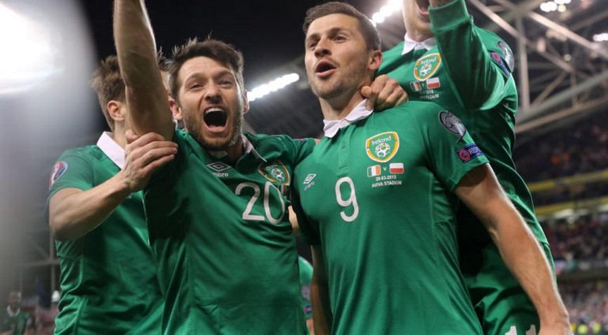 сборная Ирландии по футболу
