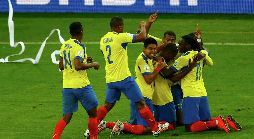 сборная Эквадора по футболу