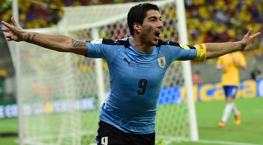 сборная Уругвая