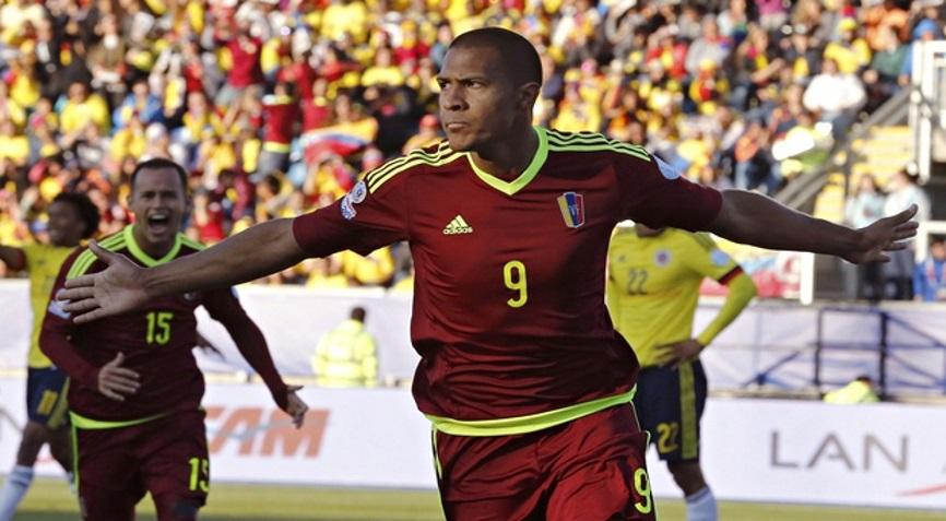 сборная Венесуэлы по футболу