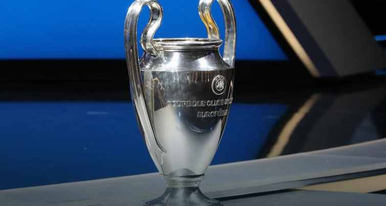 пары 1/8 финала Лиги Чемпионов