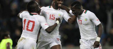 Сенегал – Алжир