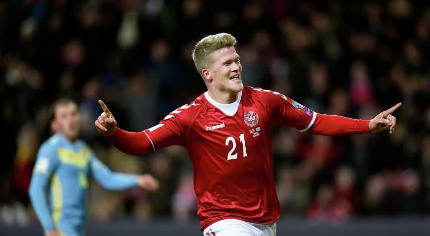 футболисты Дании