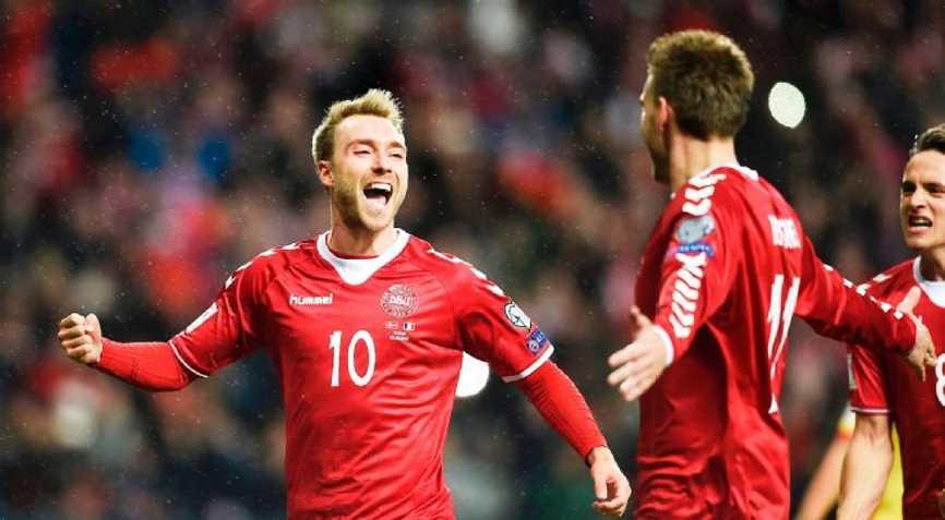 футбольная сборная Дании