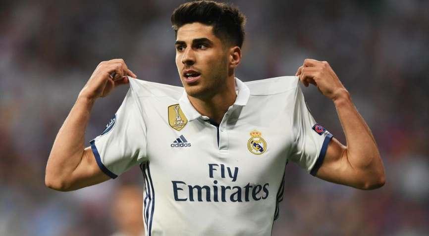 футболист Реал Мадрид