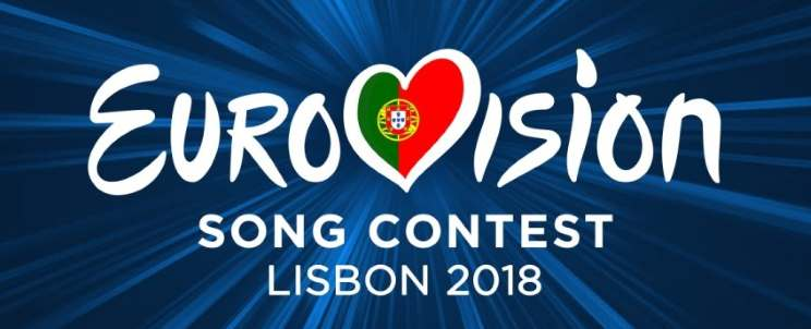 логотип Евровидения 2018