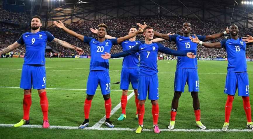 сборная Франции по футболу