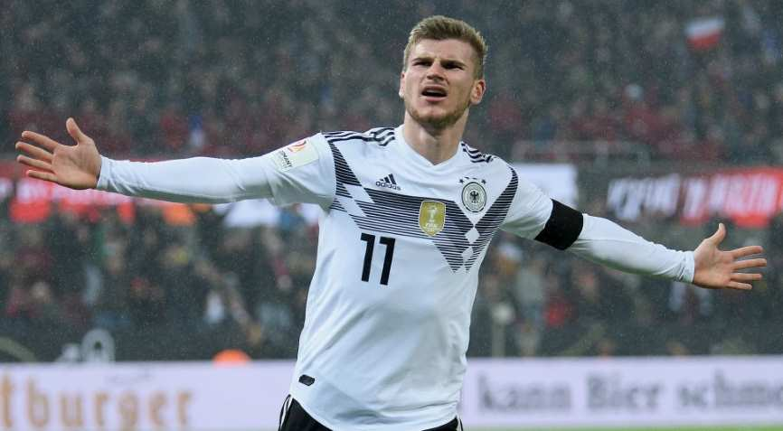 футболист Германии