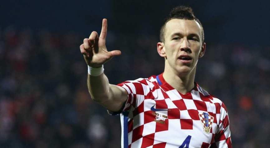 футболист Хорватии