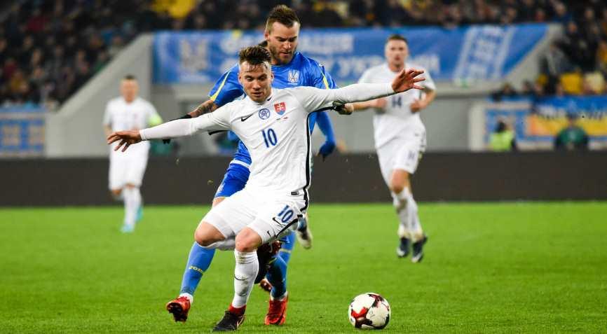 футболичты Словакии