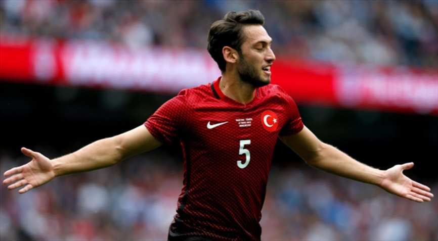 футболист Турции
