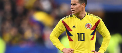 Колумбия – Парагвай