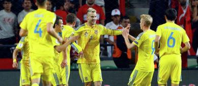 Сербия – Украина