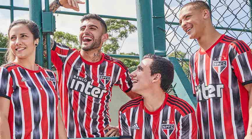 футболисты Сан-Паулу