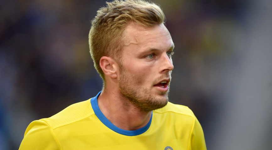 футболист Швеции