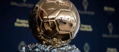 Золотой Мяч: поражение Неймара