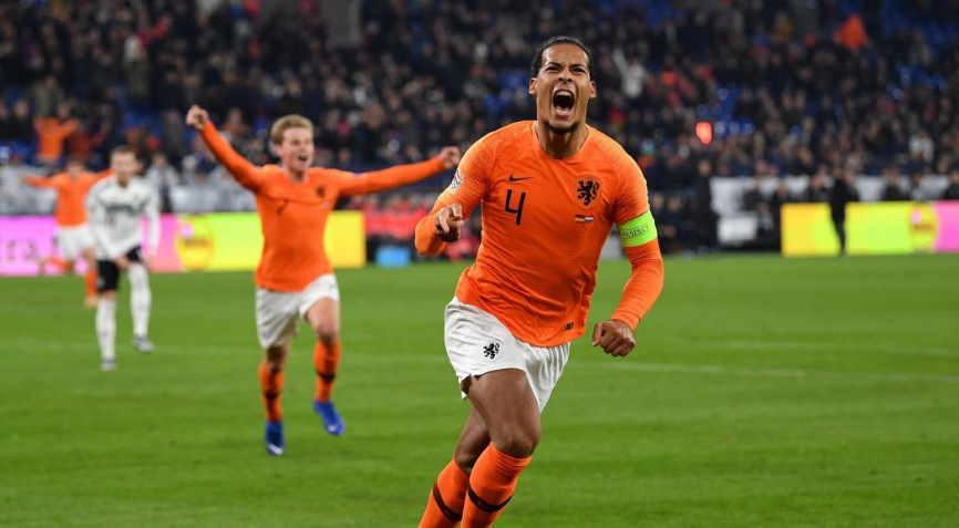 футболисты Нидерландов