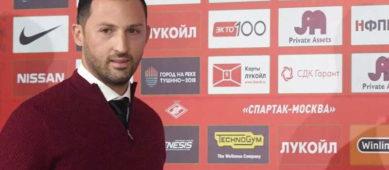 БК Париматч: Тедеско не доработает до конца контракта со Спартаком