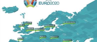 Евро-2020: команды узнаю соперников по группам 30 ноября