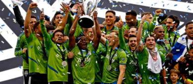 МЛС: футболисты Сиэтл Саундерс во второй раз стали чемпионами