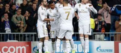 Прогноз Реал Мадрид – Вальядолид