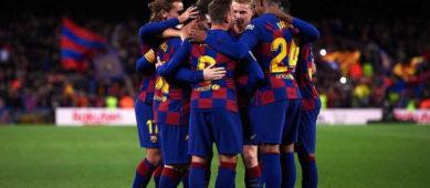 Прогноз Вальядолид – Барселона