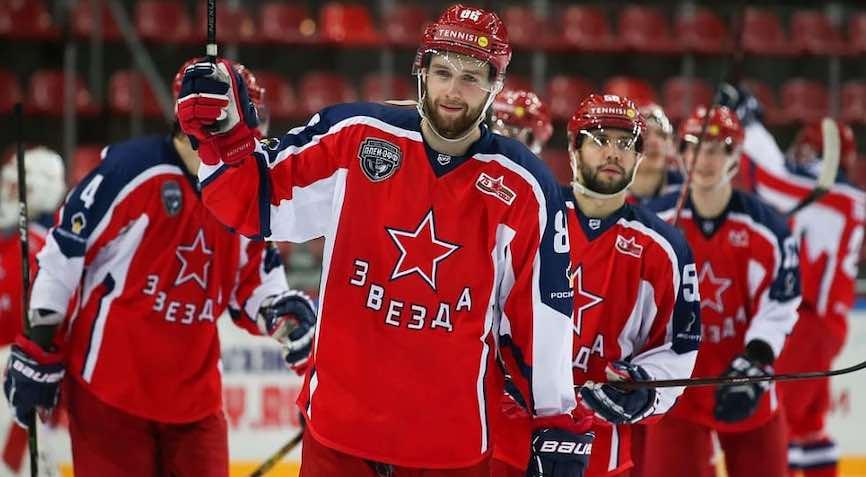 хоккеисты Звезды