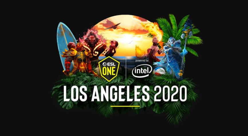 ESTNNDota 2: ESL One Los Angeles
