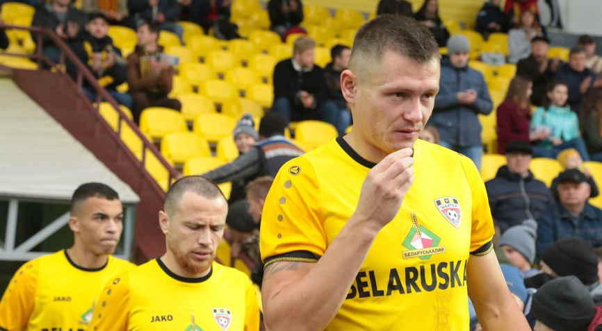 футболисты Шахтер Солигорск