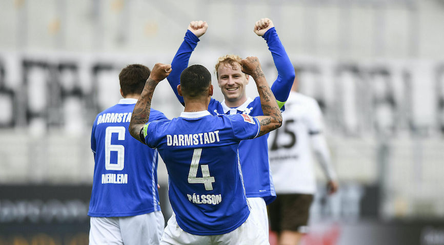футболисты Дармштадт 98