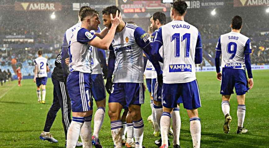футболисты Сарагоссы