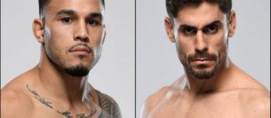Анализ предстоящего боя UFC 257: Брэд Таварес vs Антониу Карлос Жуниор