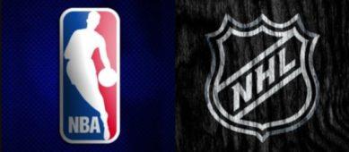 Ставки с 15% кэшбэком на матчи НБА и НХЛ в БК Parimatch