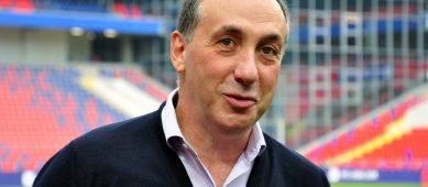 Акинфеев верит в удачу ЦСКА под крылом президента Гинера