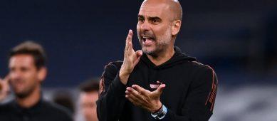 Пеп Гвардиола выразил протест по поводу отбытия футболистов в сборные из-за пандемии