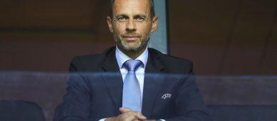 Президент УЕФА Александер Чеферин высказался категорично против Суперлиги