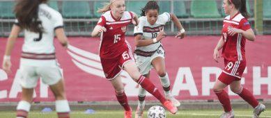 Женская сборная отстояла нулевую ничью с Португалией и вырвала путевку на Евро