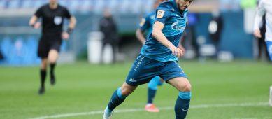 Сердар Азмун выбился вперёд в таблице самых активных забивных в Премьер-лиге