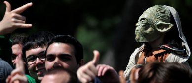 """4 мая поклонники """"Звездных войн"""" отмечают день рождения саги, причем тут футбол?"""