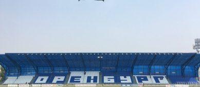 "Президент ""Оренбурга"" объявил о реконструкции стадиона"