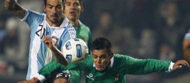 В матче Кубка Америки Аргентина разошлась миром с Боливией 1:1