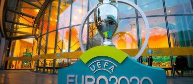 Хит-парад открытий чемпионата Европы-2020