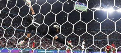 Большой футбольный праздник продолжается